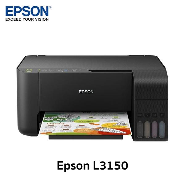 Epson | INKJET WI-FI Printer รุ่น L3150