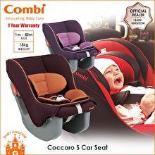 Combi Coccoro S Car Seat