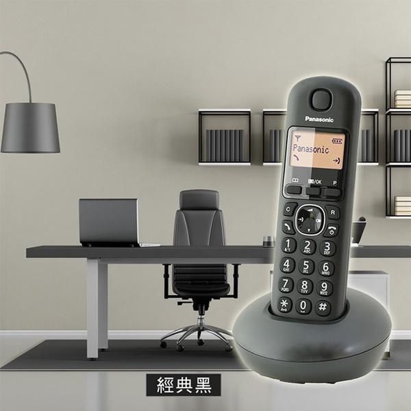 【Panasonic國際牌】DECT旗艦型 數位式無線電話KX-TGB210