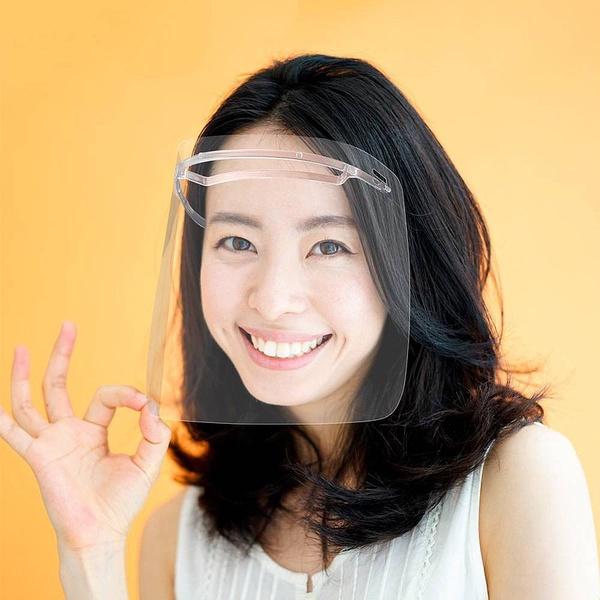 【SHARP夏普】奈米蛾眼科技防護面罩