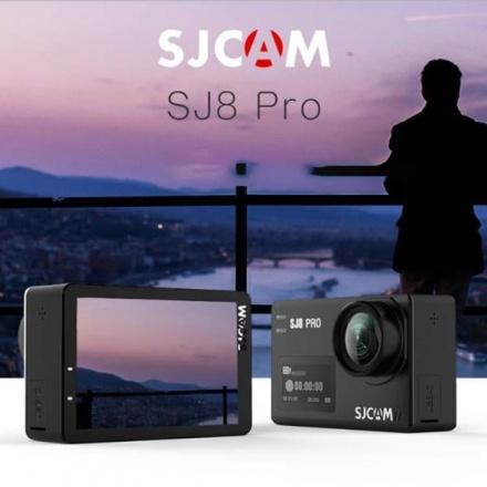 【SJCam】SJ8 Pro 4K防水戶外運動攝影機