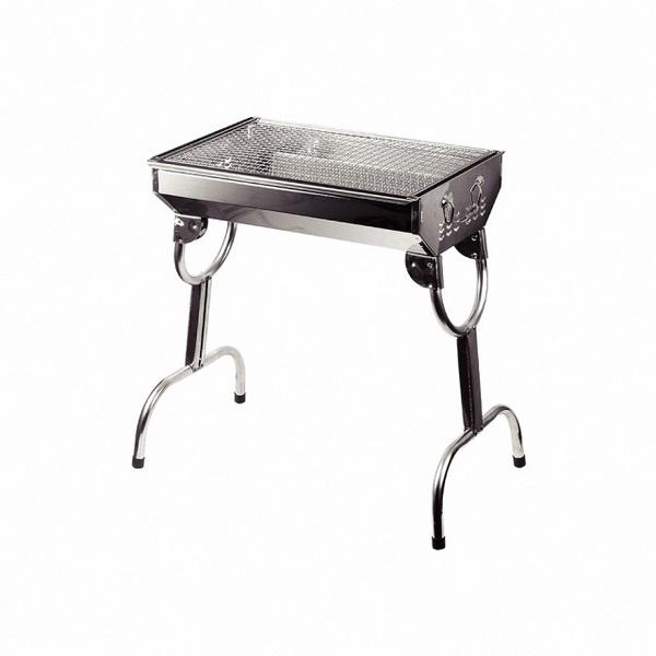 【點秋香】豪華500不鏽鋼碳烤爐(烤肉架)