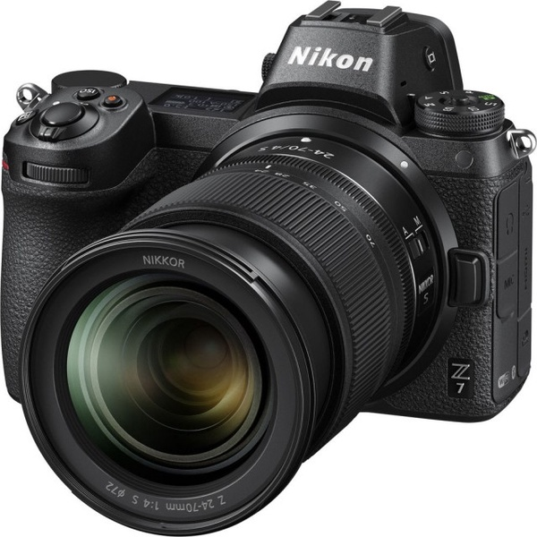 【Nikon 尼康】Z7 全幅微單眼相機