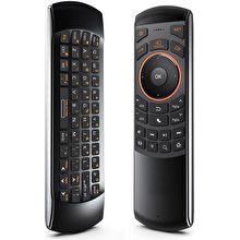 Rii i25/i25A Wireless Keyboard Air Flying Mouse
