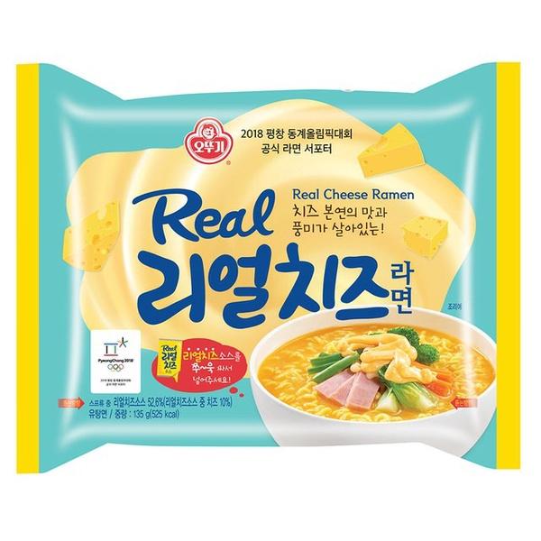 【韓國不倒翁 OTTOGI】真起司醬拉麵