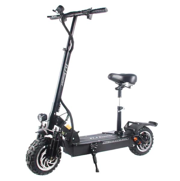 FLJ | Folding Electric Scooter 3200w/60v Two Wheel 11-inch