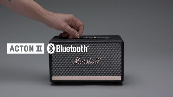 【Marshall】ACTON II 藍牙喇叭