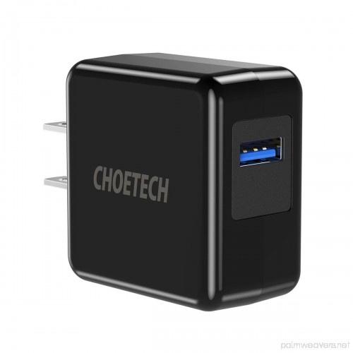 CHOETECH | หัวชาร์จเร็ว QC 3.0 USB 18W