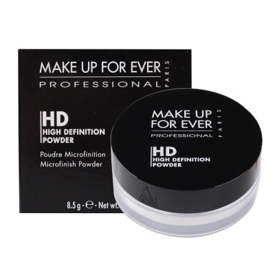 【MAKE UP FOR EVER】HD 微晶蜜粉