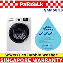 Samsung WW-90 9kg Eco Bubble Washer