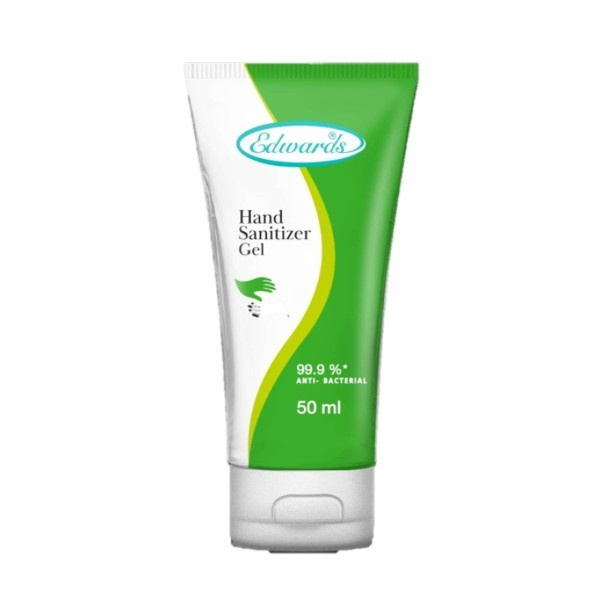 Edwards | เจลล้างมืออนามัย hand sanitizer gel สูตรลดการสะสมของแบคทีเรีย