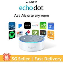 Amazon Echo Dot (2nd Generation)