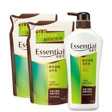 【Essential 逸萱秀】瞬效蓬鬆易吹乾洗髮乳