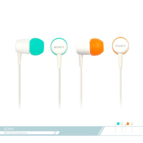 【SONY 原廠】原廠MH-755 入耳式耳機 短線版 藍牙耳機專用