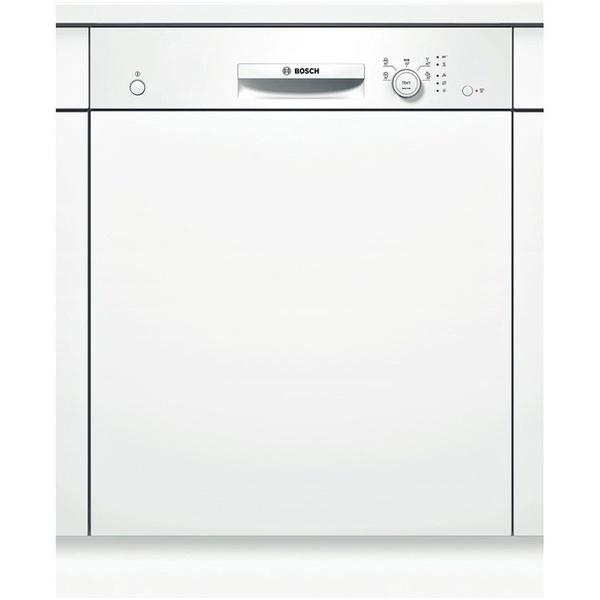 Bosch 博世110V 半嵌式洗碗機 13人份SMI53D02TC