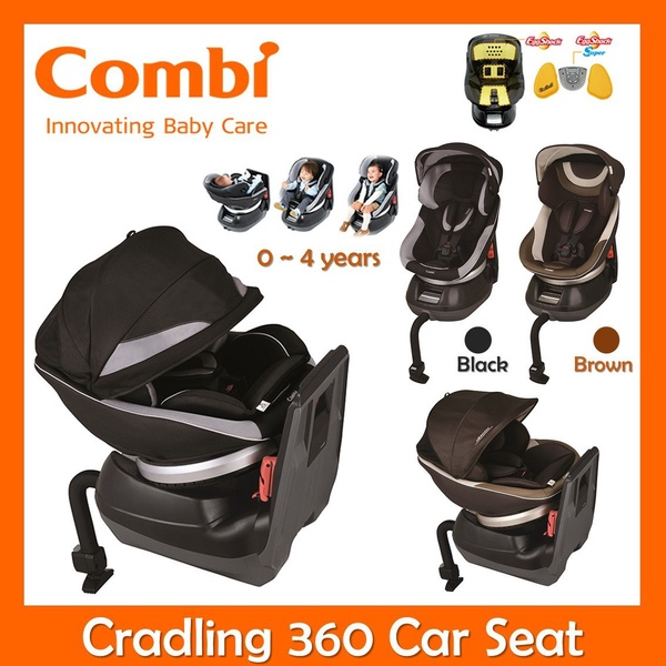 Combi Cradling 360 Car Seat