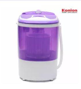 Konion | เครื่องซักผ้ามินิฝาบน รุ่น XPA75-11P ขนาด 3 กิโลกรัม