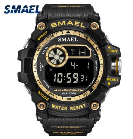 SMAEL | นาฬิกาข้อมือดิจิตอลสำหรับผู้ชาย รุ่น SM8010