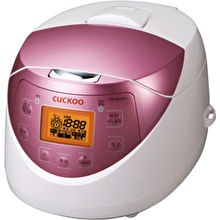 CUCKOO Rice Cooker for 6 people CR-0632FV