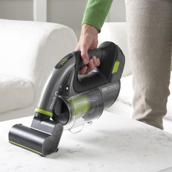 英國 Gtech Multi Plus 無線除蹣吸塵器(小綠)