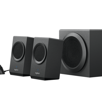 【Logitech 羅技】Z337 音箱系統(2.1聲道)