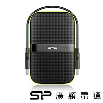 【SP廣穎】A60 2.5吋軍規防震外接硬碟