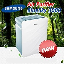 Samsung AX40K3020GWD Air Purifier