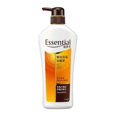 【Essential 逸萱秀】瞬效保濕防斷裂洗髮乳