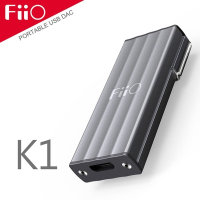 【FiiO】K1電腦USBDAC音源轉換器