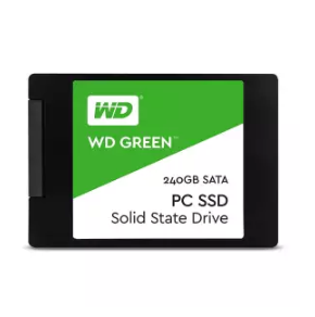 WD | ฮาร์ดดิส SSD 240GB Green (WDS240G2G0A)