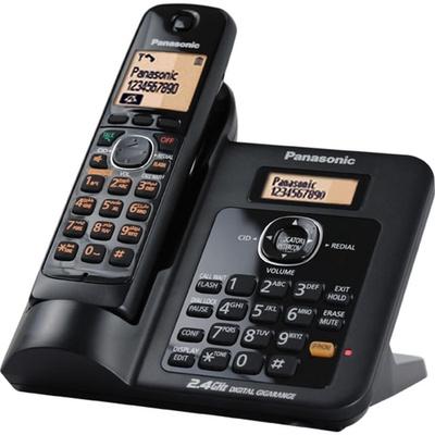 【Panasonic國際牌】2.4GHz超高頻數位式無線電話(KX-TG3811)