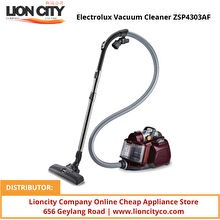 Electrolux ZSP4303AF Vacuum Cleaners