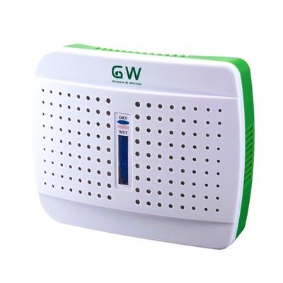 GREEN WHITE (GW) 水玻璃無線式迷你除濕機E-333