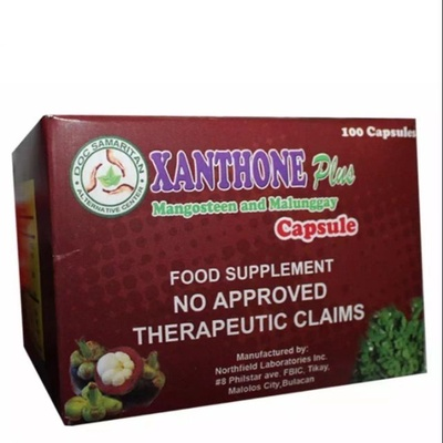 Xanthone   Plus herbal capsule
