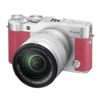 Fujifilm X-A3 Mirrorless 16-50mm Lens