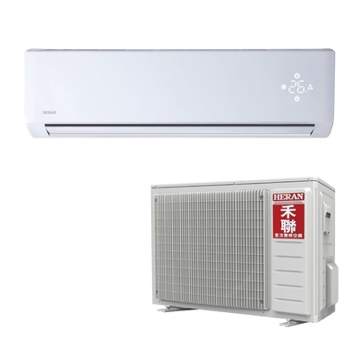 【HERAN 禾聯】4-6坪 R32變頻冷專分離式冷氣(HO-GA28)