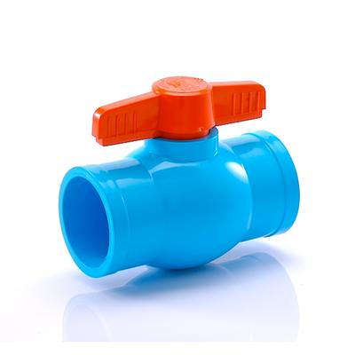 SCG | บอลวาล์วพีวีซี PVC BALL VALVE (คละขนาด)