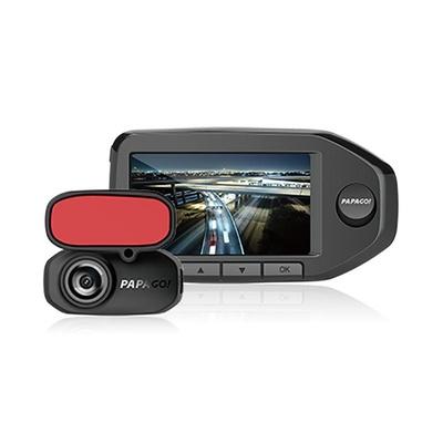 PAPAGO! 前後雙鏡頭行車記錄器 GoSafe 760