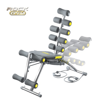 【Rock Gym】8合1搖滾運動機 纖腰 健腹 提臀 S性感