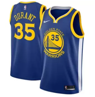 Nike | เสื้อบาสเก็ตบอล Nike Official Golden State Warriors Basketball Jersey
