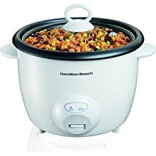 Hamilton Beach  Rice Cooker  37532N