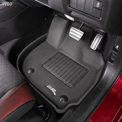 พรมปูพื้นรถยนต์ สำหรับ Honda City Hatchback (5ประตู)