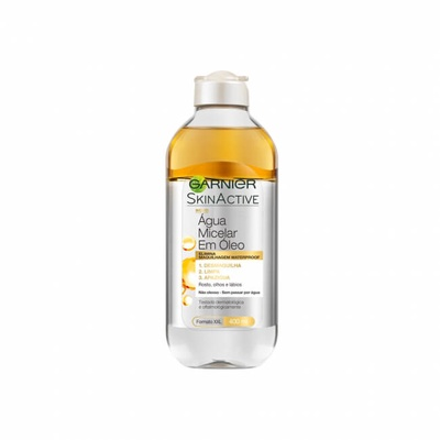 GARNIER   Micellar Oil - Infuse Cleaning Water