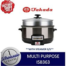 Takada Multi Purpose Cooker (ISB-363A)
