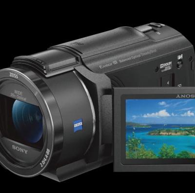 【SONY 索尼】FDR-AX40 高畫質攝影機