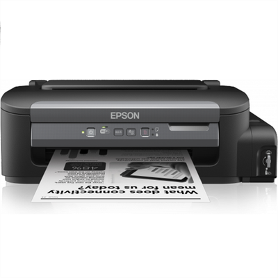 Epson 黑白連續供墨印表機 M105