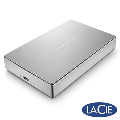 【LaCie 萊斯】Porsche Design USB3.0 TypeC 行動硬碟