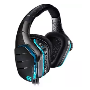 Logitech | หูฟังเกมมิ่ง Logitech G633 Artemis Spectrum RGB 7.1 Surround Gaming Headset