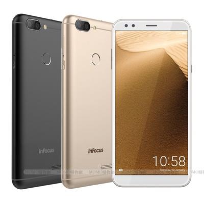 【InFocus 鴻海】M7s 5.7吋四核智慧手機