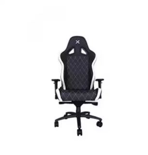 Ferrino XL White on Black Gaming and Lifestyle Chair by RapidX - intl